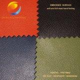 Tessuto da arredamento di buona qualità di cuoio sintetico Fpe17m6d