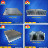 Dissipador de calor de liga de alumínio para eletrônicos