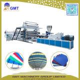 Single+Multi Machine van de Extruder van het Comité van de Tegel van het Blad van het Dak van de Golf van de Laag PVC+PP+Pet de Plastic