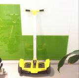 2개의 바퀴 전기 서 있는 스쿠터 소형 Portable 2 바퀴 각자 전기 천칭 스쿠터