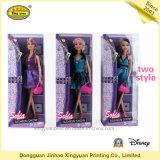Cadre de empaquetage de jouet coloré pour la poupée de Barbie