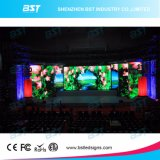 Le plus bon marché P6 Indoor Rental LED Display Stage LED Screen, Time-Saving LED Video Display
