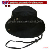 Corporate Gift Strip Bucket Hat Chapéu de chapéu de algodão Balde (C2021)