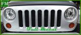 voor Zwarte van het Schild van de Beschermer van de Wacht van het Insect van Jk Wrangler van de Jeep 3D
