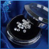 Schnitt Moissanite Steine des Großhandelspreis-1.5mm runde leuchtende für Moissanite Ringe