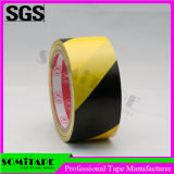 Band van de Waarschuwing van de Voorzichtigheid van de Veiligheid van het Gevaar van de Kleuren van Somitape Sh313 Diverse voor de Identificatie van de Grond