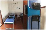Кровать тракции оборудования физиотерапии поясничная