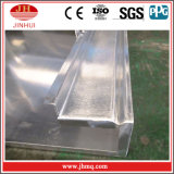 Het vlakke BuitenComité van het Aluminium van de Voorzijde van de Verhoging met de Code van L