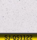 Pietra artificiale del quarzo di singolo colore per la promozione