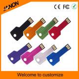 로고를 가진 색깔 키 USB 섬광 드라이브 USB 키의 종류