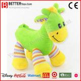 Het gevulde Stuk speelgoed van het Paard van de Baby van de Pluche Dierlijke Zachte