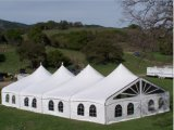Chambre modulaire/mobile/préfabriquée de récipient d'expédition avec la tente parlante