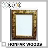 Cadre de tableau royal avec le fournisseur en bois d'or de Chine