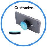 Sostenedor magnético del teléfono del anillo del sostenedor del teléfono celular de la insignia de encargo