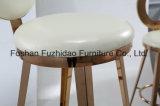 고품질 최고 가격 PU 방석 판매를 위한 높은 다리 바 의자