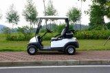 2 Seaterのゴルフコースのための電気ゴルフカート