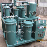 Schwarze Motoröl-Schmieröl-Hydrauliköl-Filtration-Maschine (TYA)