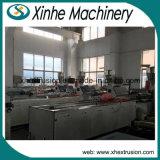Твиновское штранге-прессовани профиля пены PVC винта WPC делая производственную линию машины