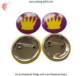 Emblema personalizado do estanho da tecla para os presentes da promoção (YH-TB003)