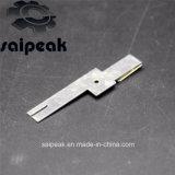 Matériel de cuivre de feuille d'électrode de fabrication