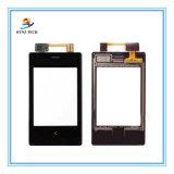Экран касания индикации LCD сотового телефона для замены агрегата N503 Nokia Asha 503