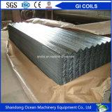 Bobinas de acero galvanizado en caliente (bobinas GI) para construcción de edificios y uso insuscrito