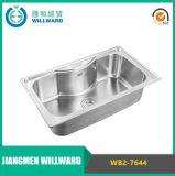 Изделия нержавеющей стали 304/18gauge Willward Wb2-7644 санитарные