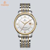 Gli uomini di lusso Quratz di alta qualità di affari guarda l'orologio 72119 del calendario di marca