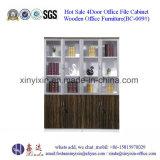 Chine Meubles de bureau moderne Mélamine 2door livre Cabinet (BC-008 #)
