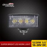 luz agricultural do diodo emissor de luz do projeto novo da luz do trabalho 20W com 20watt