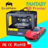 Máquina de impressão profissional da manufatura 3D