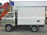 Freezer Van Truck, camion d'aliments surgelés, Freezer Cargo Van Truck