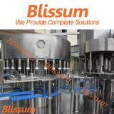 Производство Бутылка воды Линия для производства с клиентами Desigened услуг