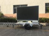3 LED che fanno pubblicità alla scheda Messsage variabile montato rimorchio firmano le VM