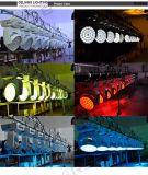 Indicatore luminoso capo mobile dello zoom della lavata di DMX 36X10W RGBW 4in1 LED