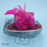 Chapeau de cocktail, ornement de cheveux, accessoire (WP-363)