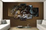 HD afgedrukte Vreemdeling versus Roofdier Vreemd het Schilderen Canvas mc-135 van het Beeld van de Affiche van het Af:drukken van het Decor van de Zaal van het Af:drukken van het Canvas