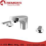 Nunca mezclador del lavabo del Tres-Orificio de la alta calidad de la serie (ZS80507)