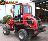 Heißes Sale Wolf Wl100 1t Loader in Europa