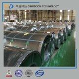 CGCC Ral5020는 ISO9001를 가진 강철 코일 PPGI를 Prepainted