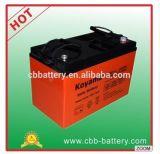Batteria solare all'ingrosso Nps100-12 della pila a secco 12V del nuovo prodotto
