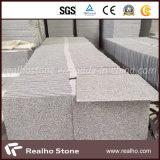 Telha de granito preto e branco G603 para revestimento e parede
