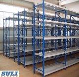 Racking instalado do armazém e montado fácil do armazenamento
