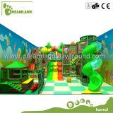 Preço interno plástico temático do campo de jogos da selva a melhor qualidade do bom