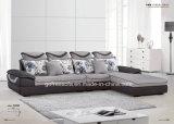 SHAPE Sofa van L van de stof voor Woonkamer