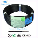 UL1577 FEP Isolado Teflon Tinned White Copper Wire