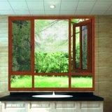 Da cor dobro de madeira padrão da cereja de Médio Oriente indicador de alumínio (FX-W108)