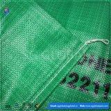 Saco plástico tecido feito fabricante do arroz de China