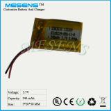 3.7V 240mAh Li-Polymer-Plastik Batterie (502030)
