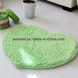 Пол самомоднейшего полиэфира Shaggy Carpets циновка синеля для ванной комнаты спальни